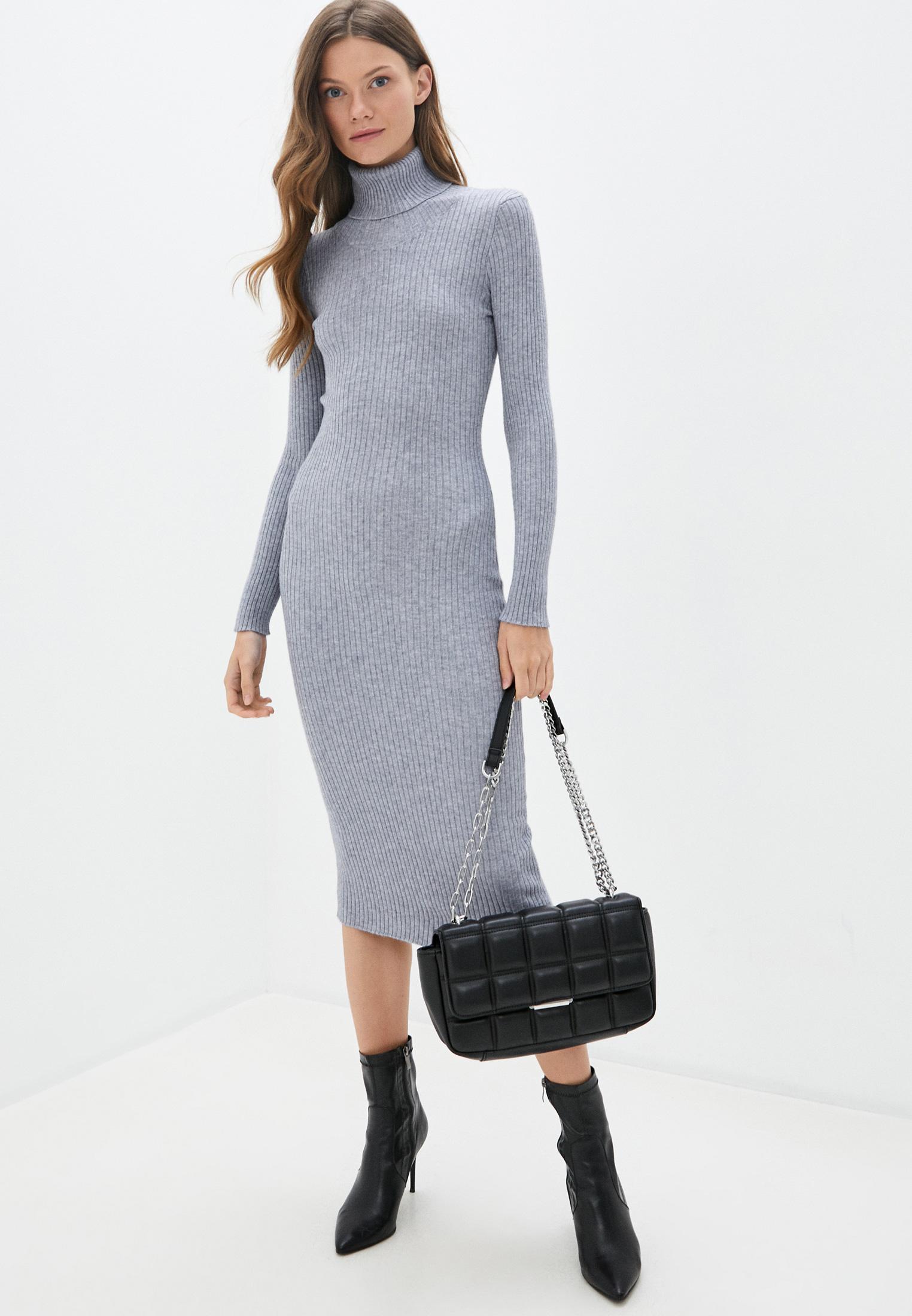 Вязаное платье Fadas D559