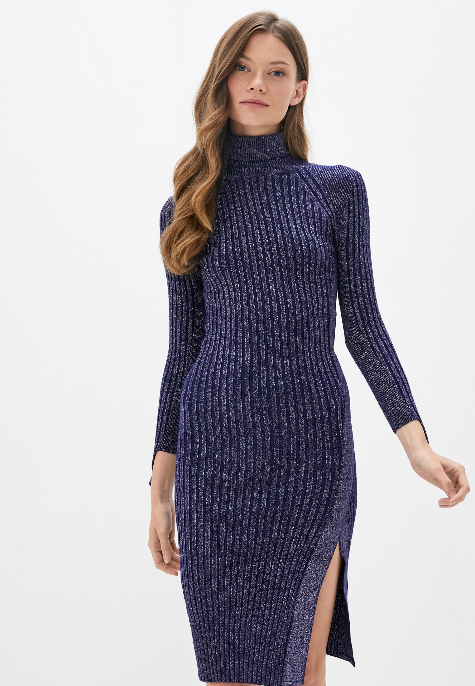 Вязаное платье Fadas D606