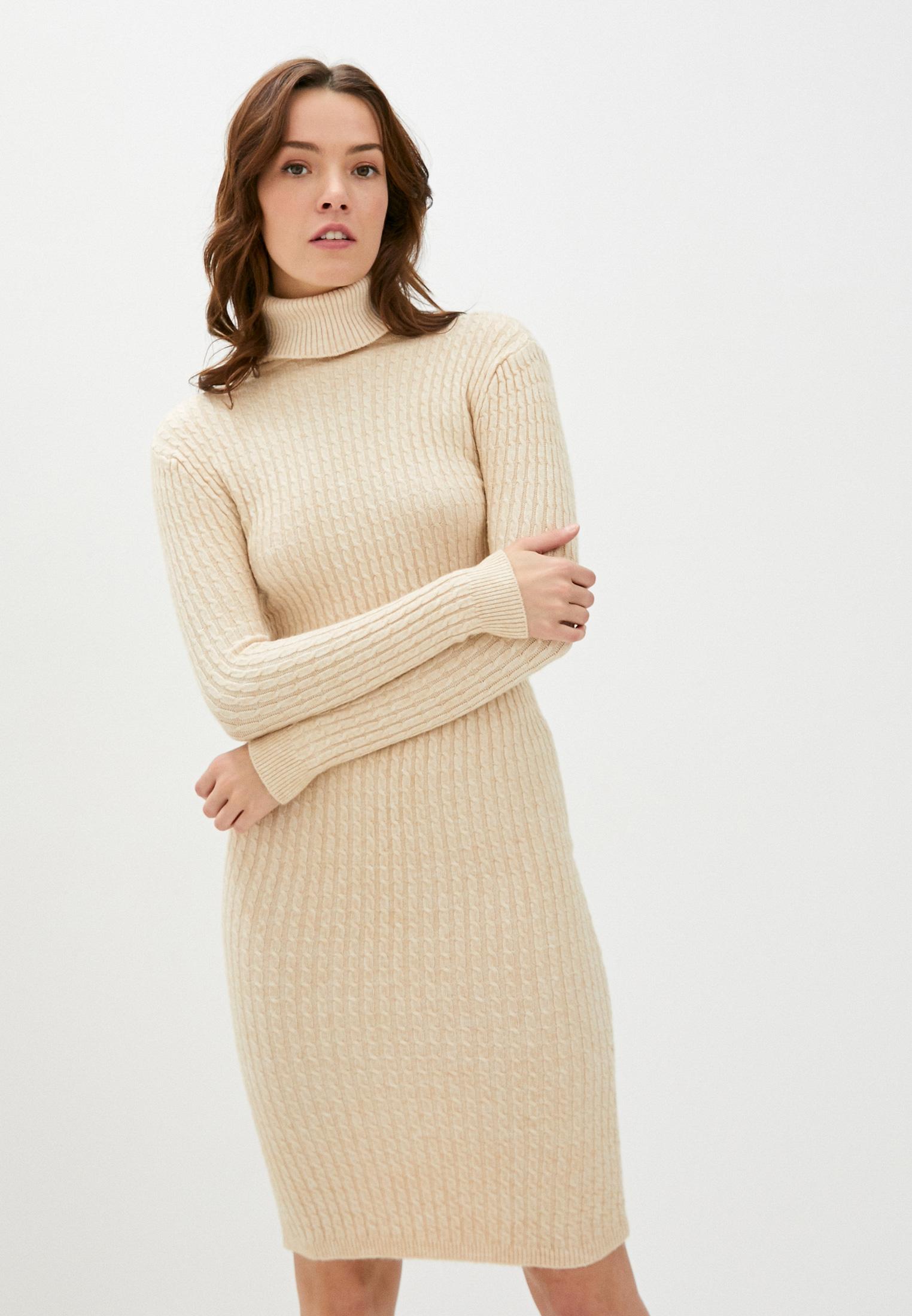 Вязаное платье Fadas D968-B