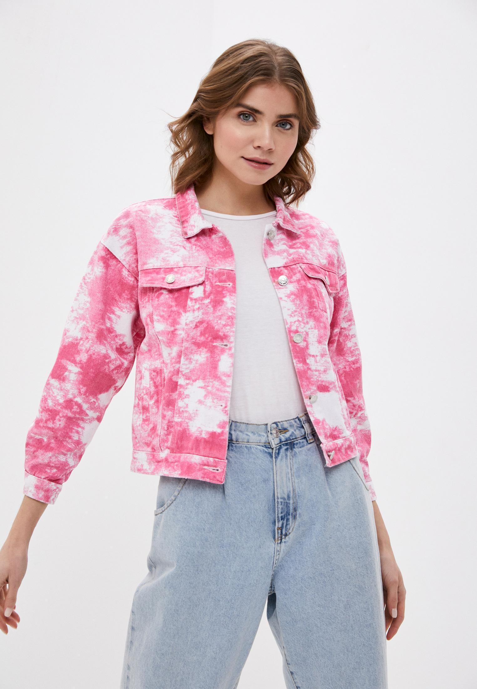 Джинсовая куртка Fadas Куртка джинсовая Fadas