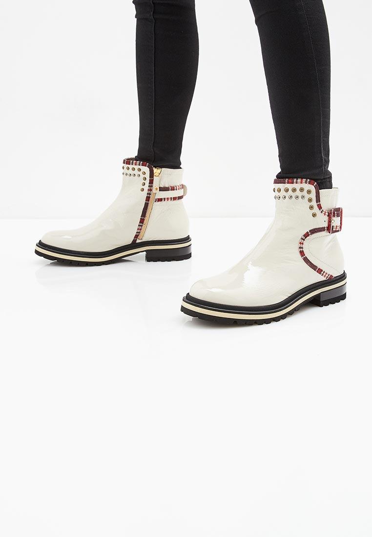 Женские ботинки Fabi (Фаби) FD5772