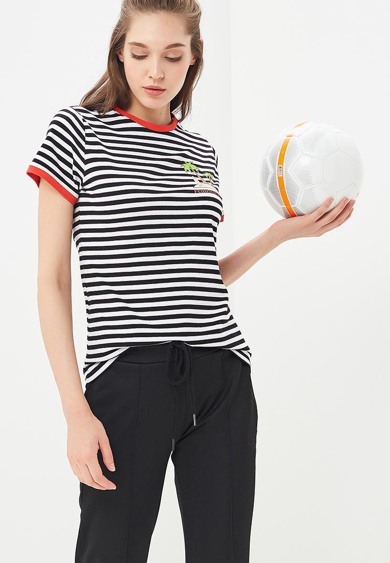 Футболка с коротким рукавом Femi Stories FUNSA