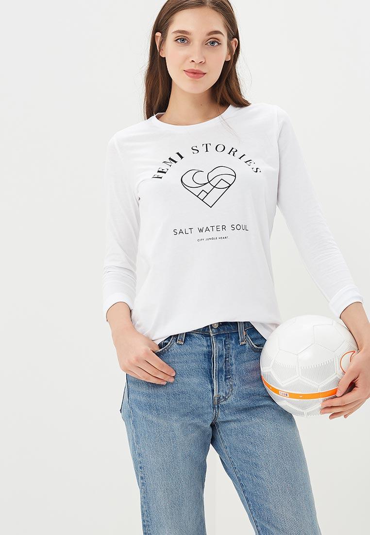 Футболка с длинным рукавом Femi Stories KREDO