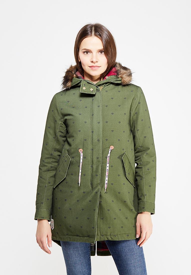 Утепленная куртка Femi Stories W-NAOMI: изображение 1