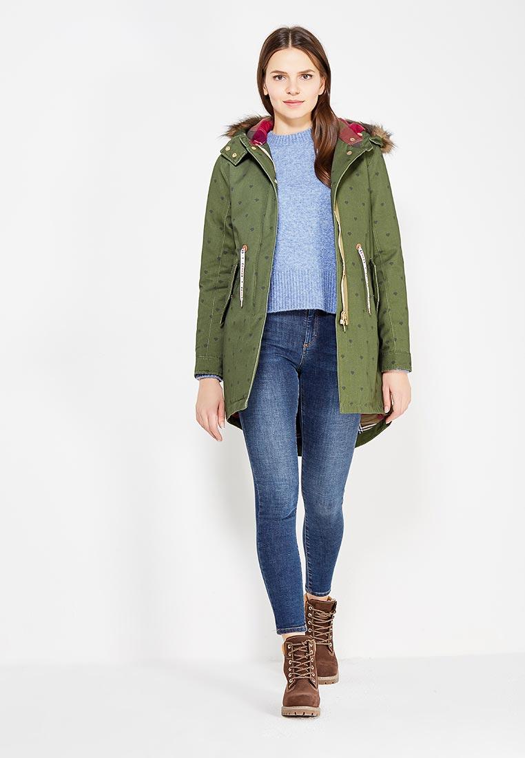 Утепленная куртка Femi Stories W-NAOMI: изображение 2