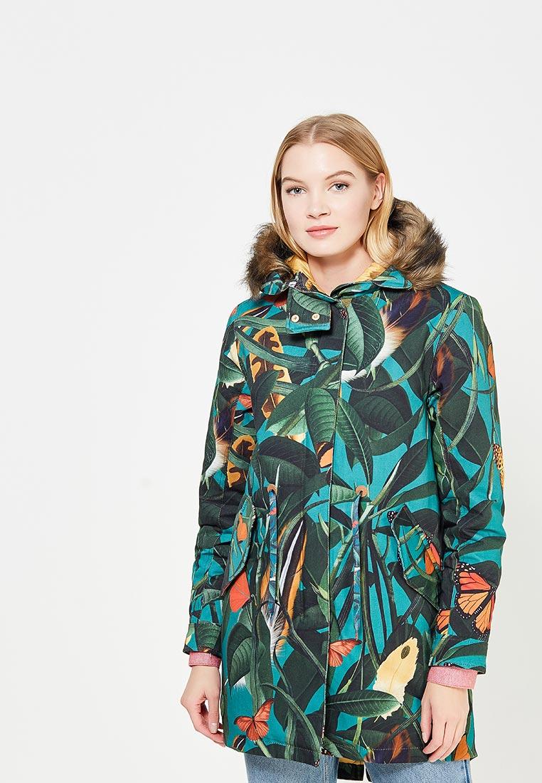 Утепленная куртка Femi Stories W-NAOMI: изображение 5