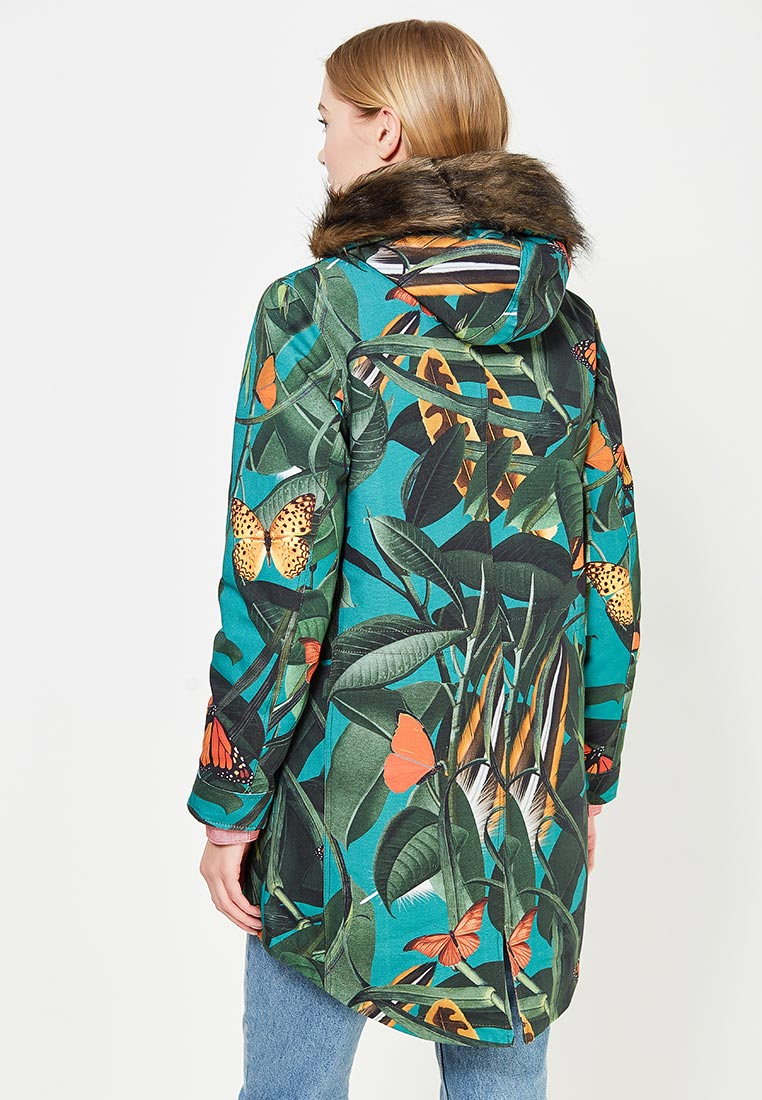 Утепленная куртка Femi Stories W-NAOMI: изображение 7