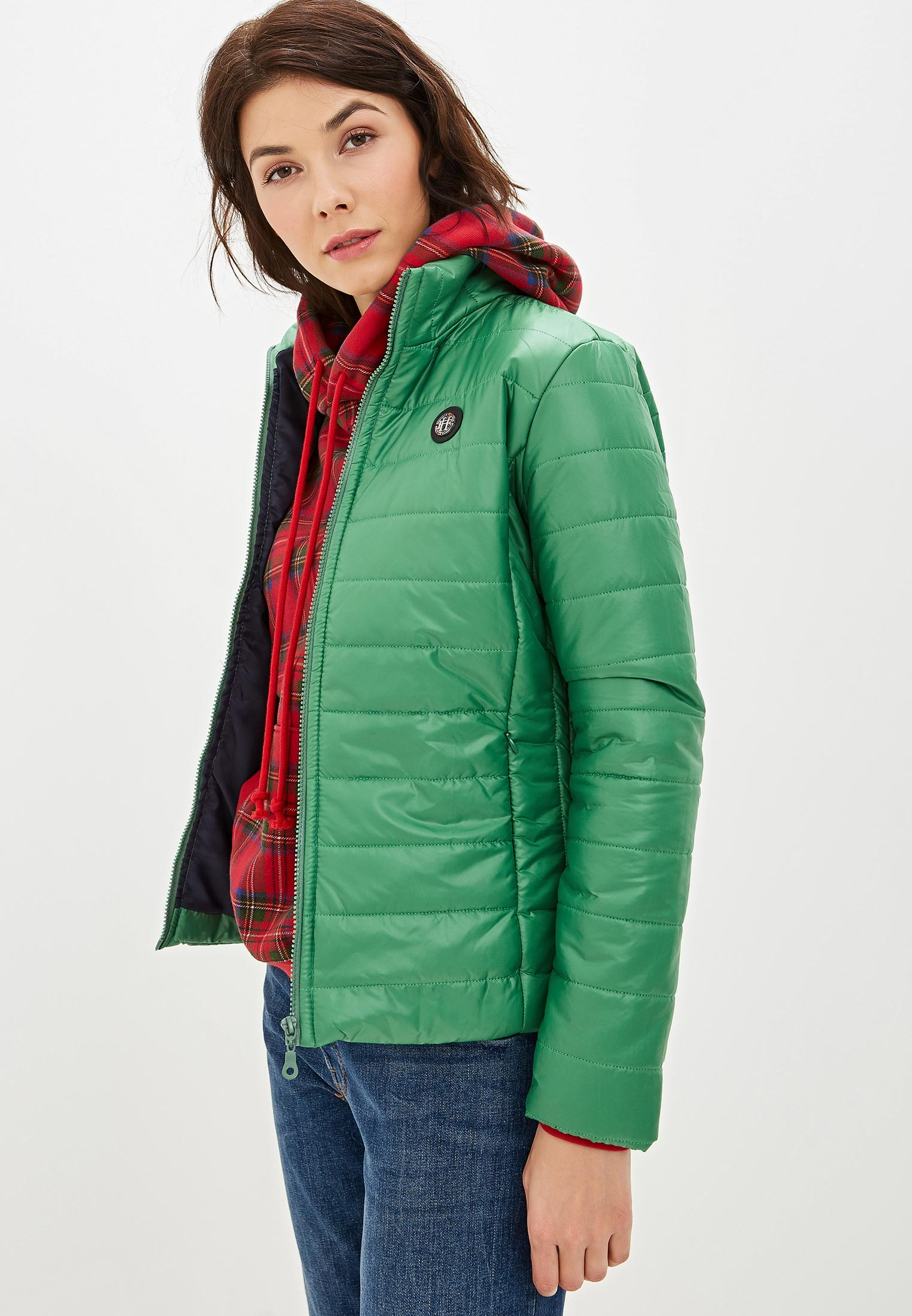 Утепленная куртка Felix Hardy FE8688302