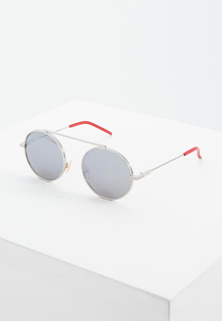 Мужские солнцезащитные очки Fendi (Фенди) FF M0025/S