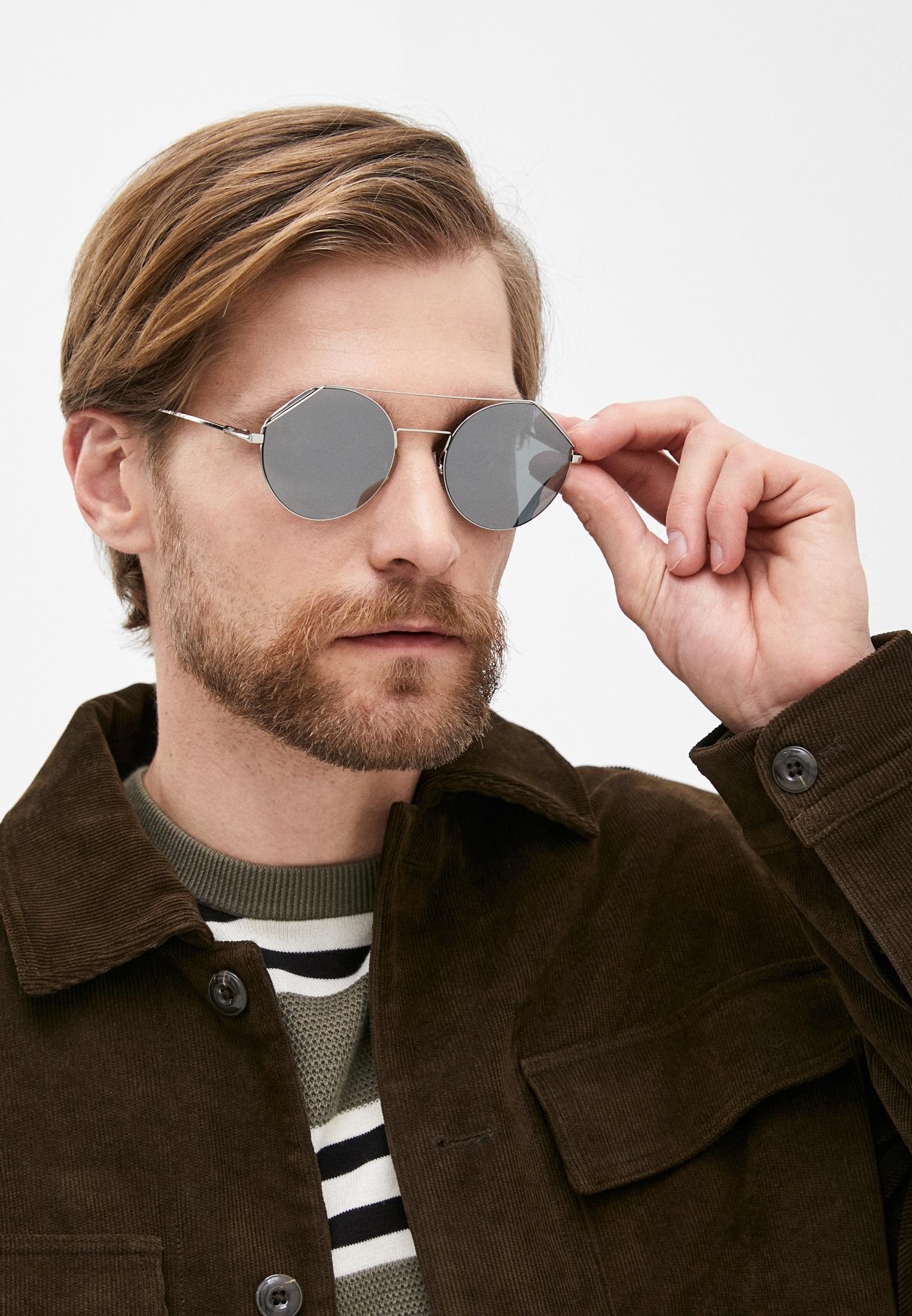 Мужские солнцезащитные очки Fendi (Фенди) FF M0042/S