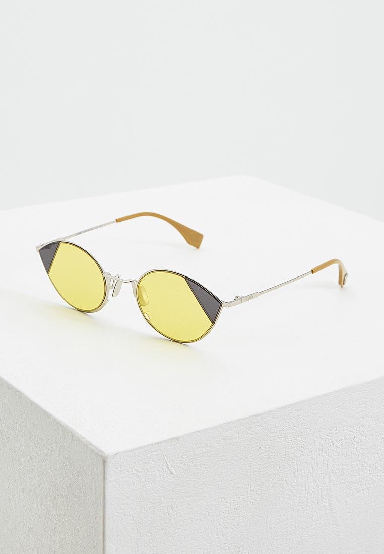 Женские солнцезащитные очки Fendi (Фенди) FF 0342/S