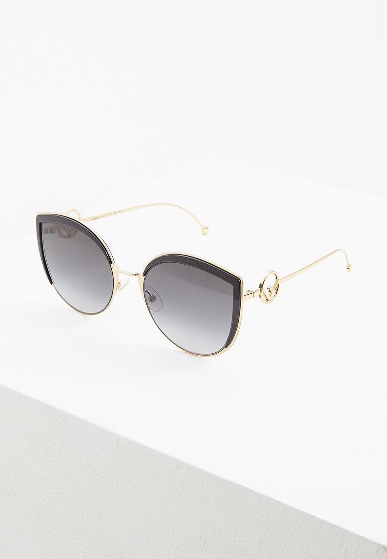 Женские солнцезащитные очки Fendi (Фенди) FF 0290/S