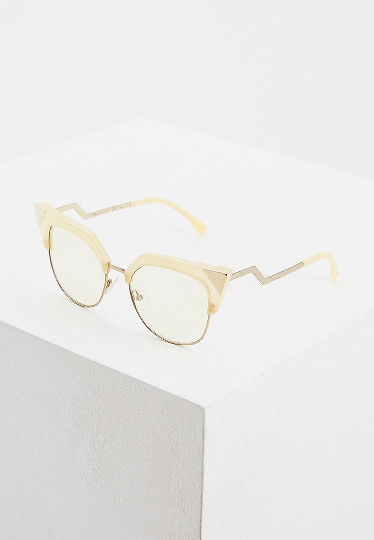 Женские солнцезащитные очки Fendi (Фенди) FF 0149/S