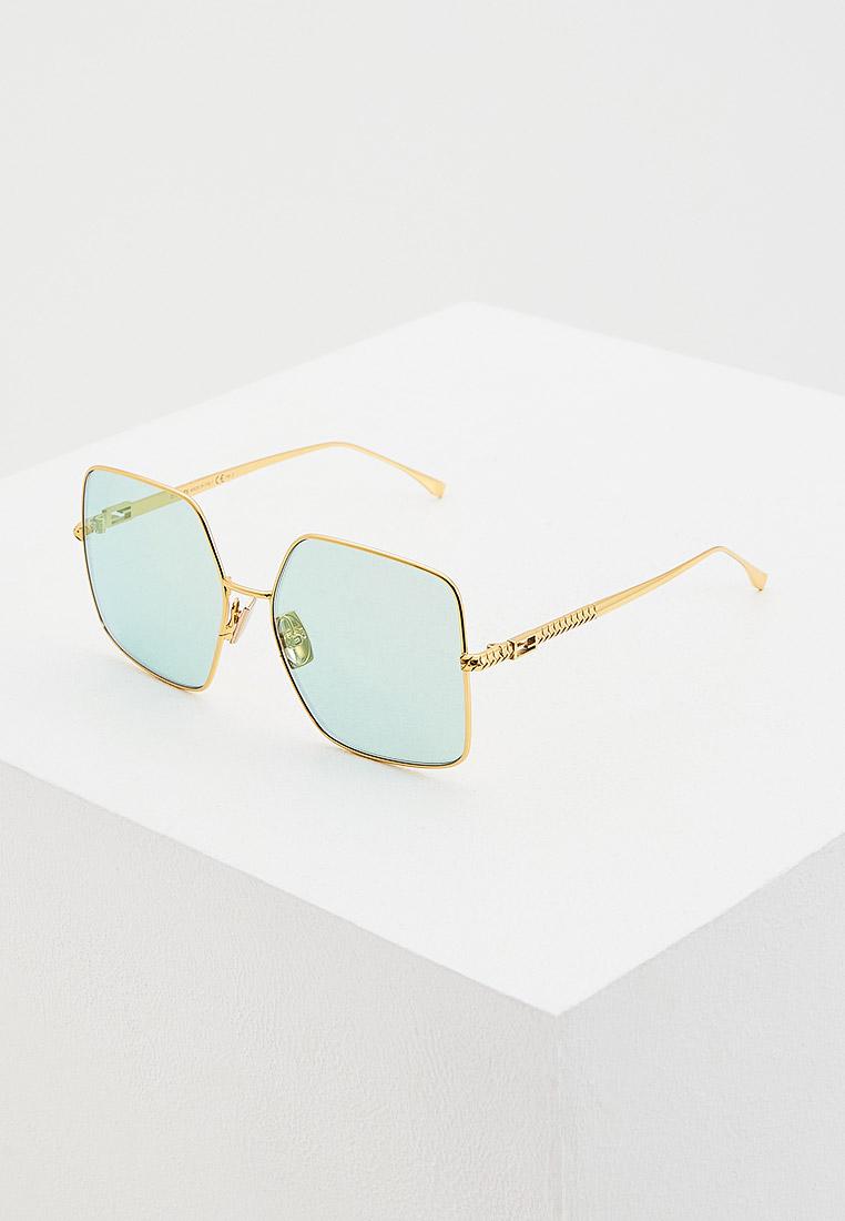 Женские солнцезащитные очки Fendi (Фенди) FF 0439/S