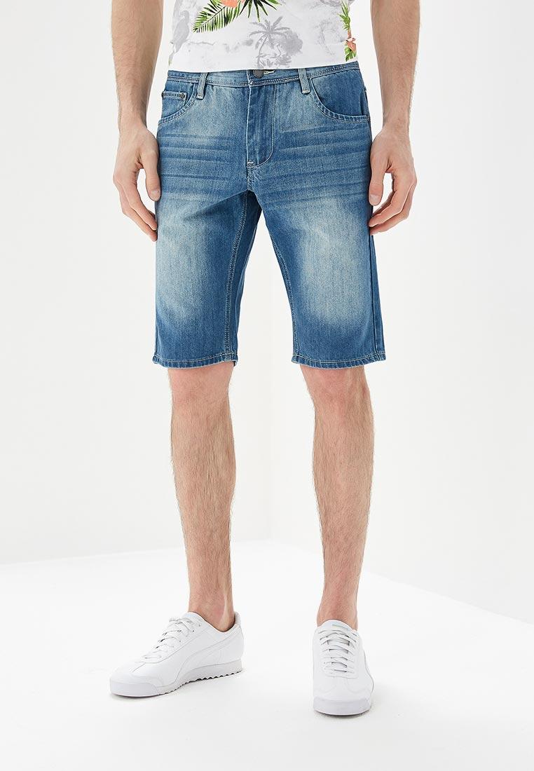 Мужские джинсовые шорты Finn Flare (Фин Флаер) S18-25009