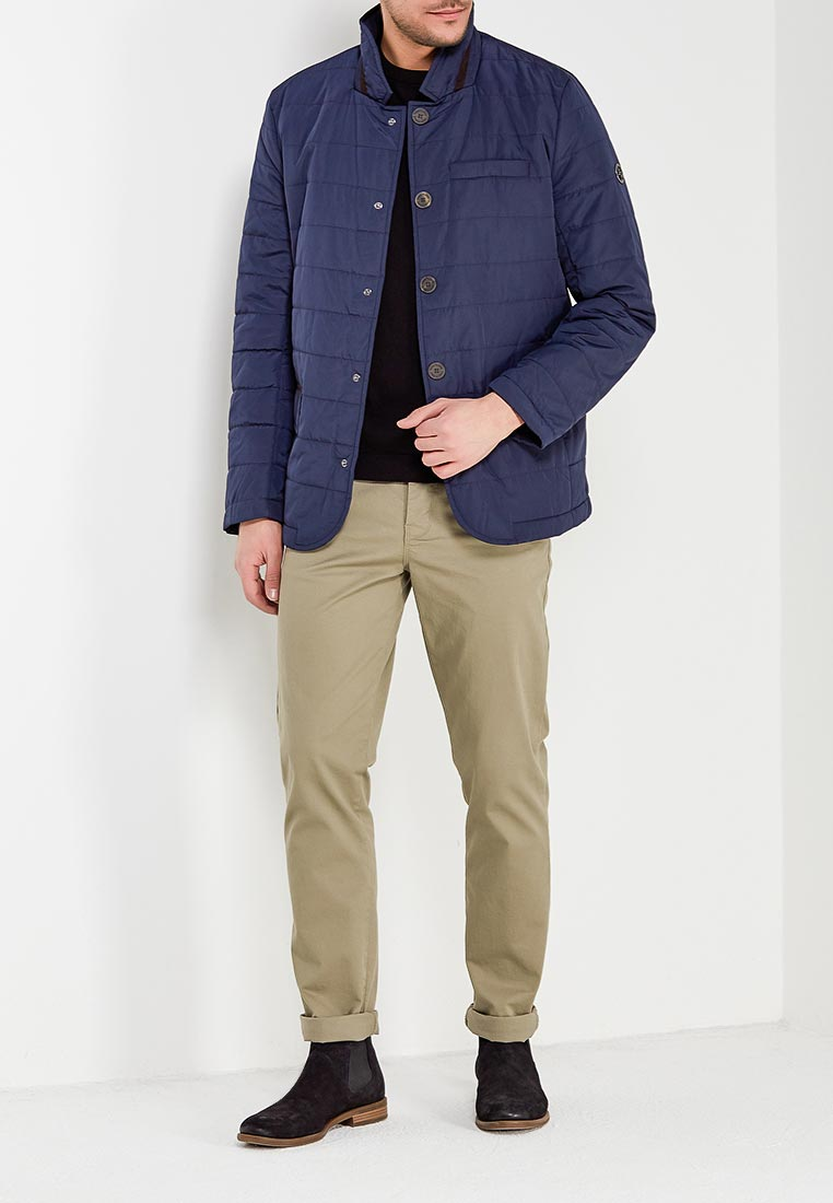 Утепленная куртка Finn Flare (Фин Флаер) B18-21012: изображение 2