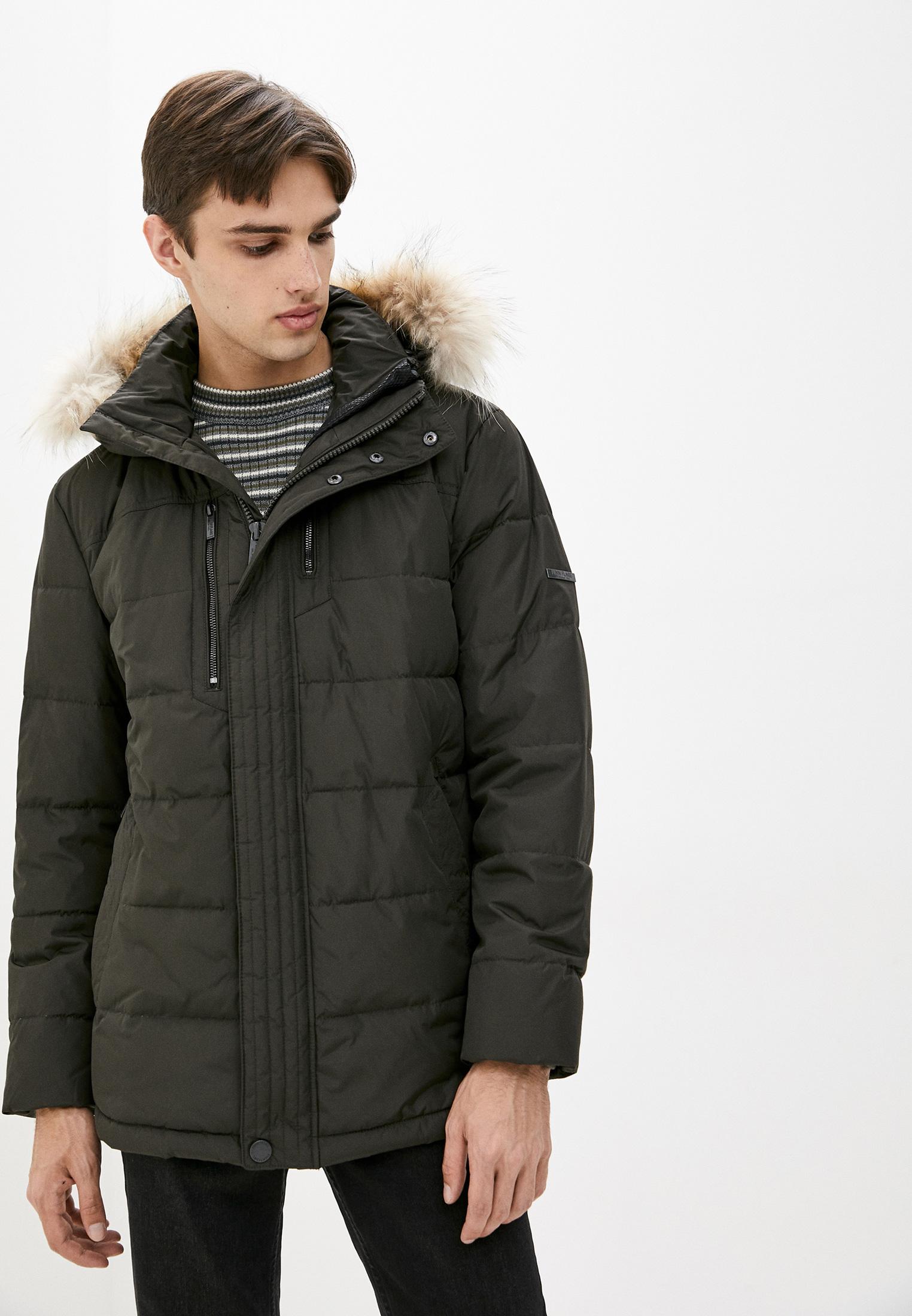 Утепленная куртка Finn Flare (Фин Флаер) W19-21000