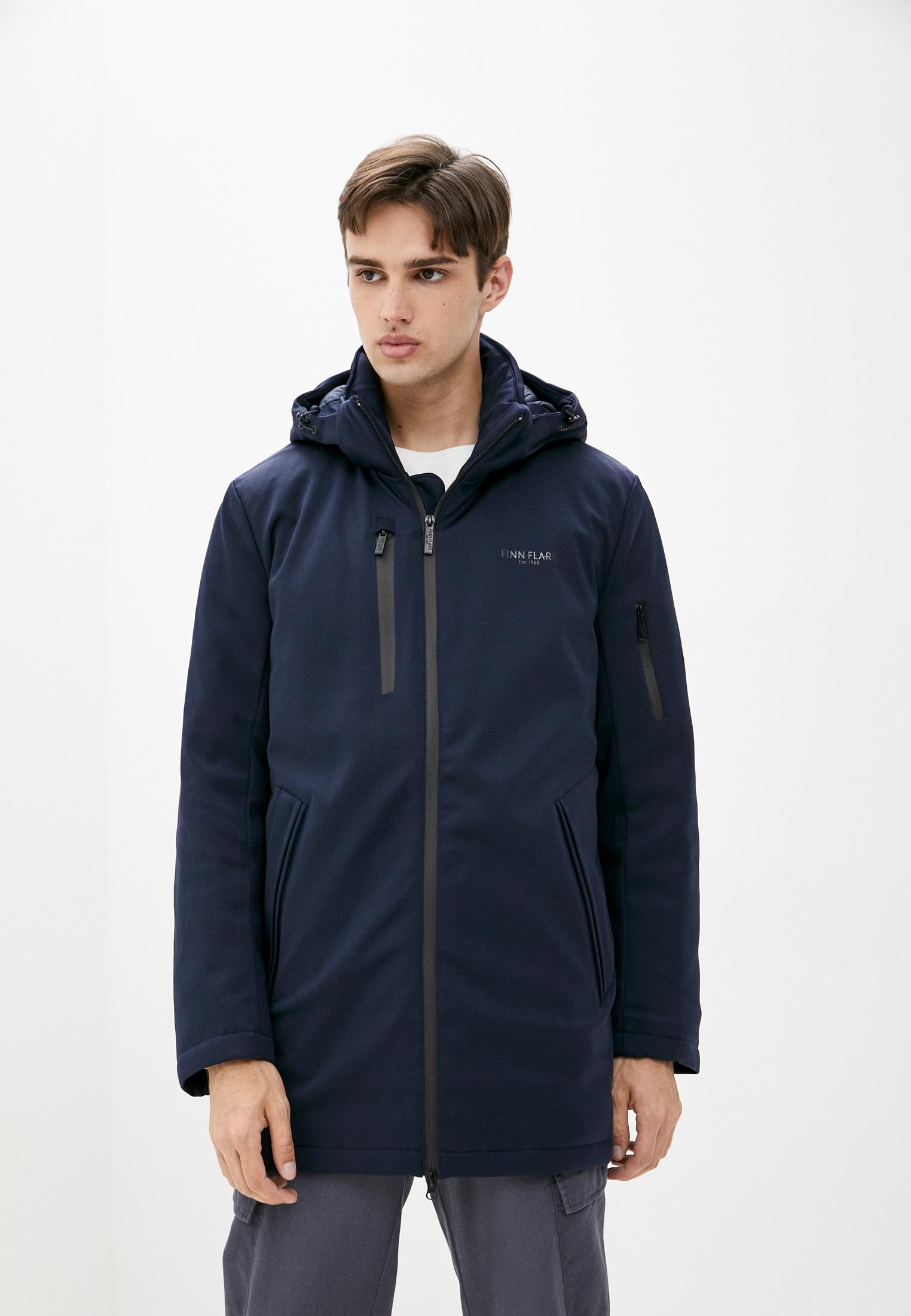 Утепленная куртка Finn Flare (Фин Флаер) W19-42017