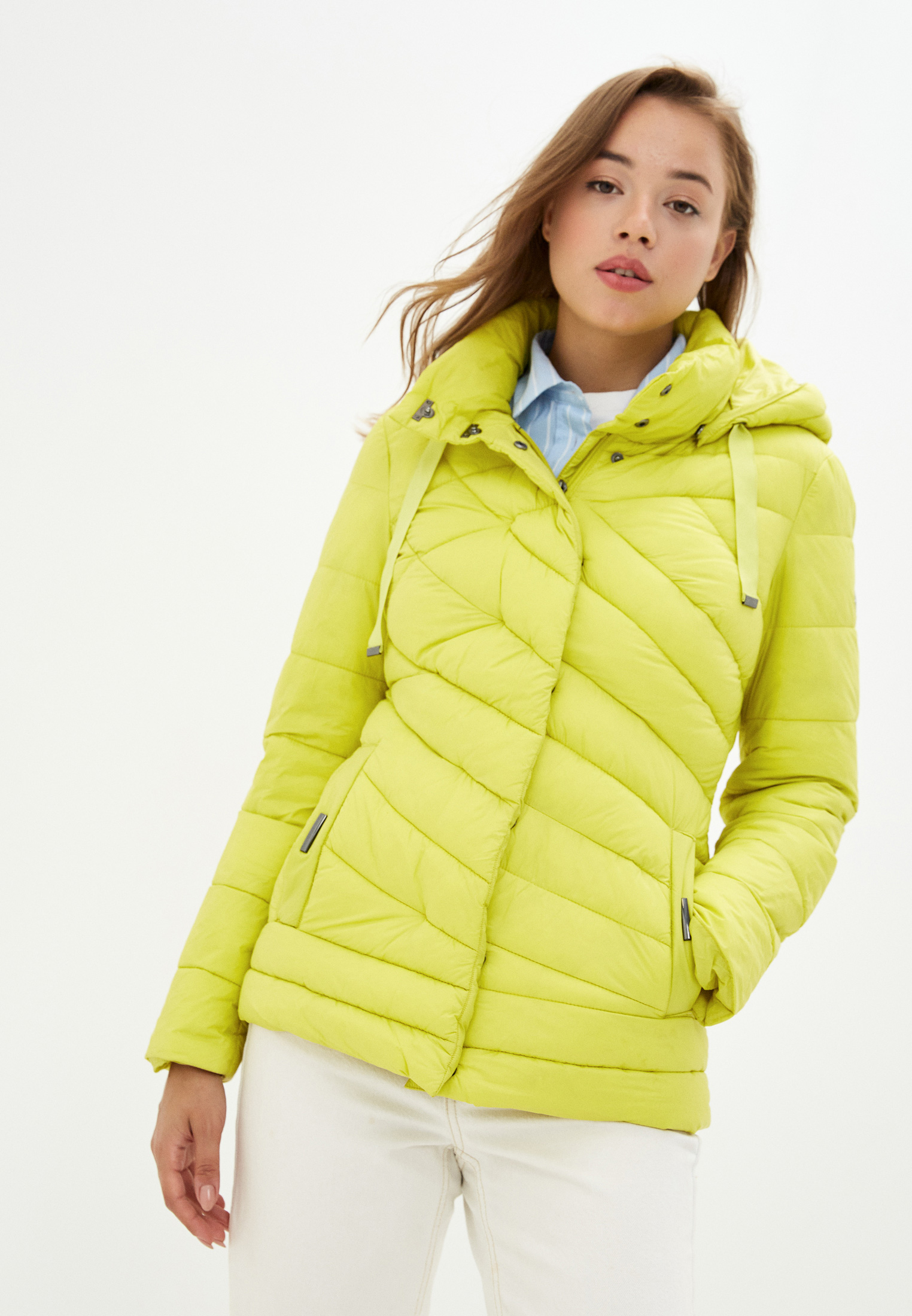 Утепленная куртка Finn Flare (Фин Флаер) B19-12017