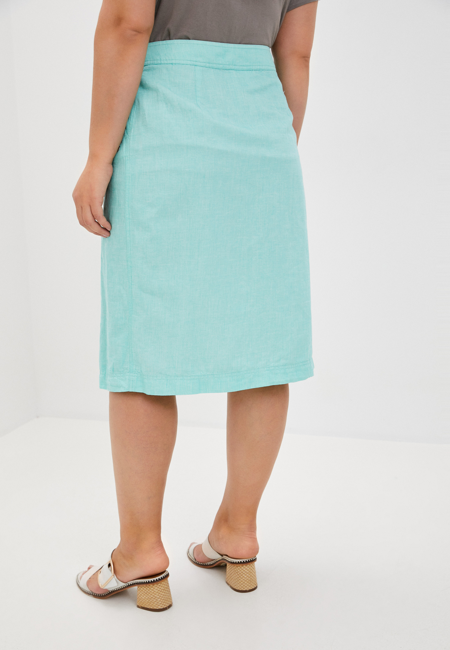Прямая юбка Finn Flare (Фин Флаер) S18-11012: изображение 3