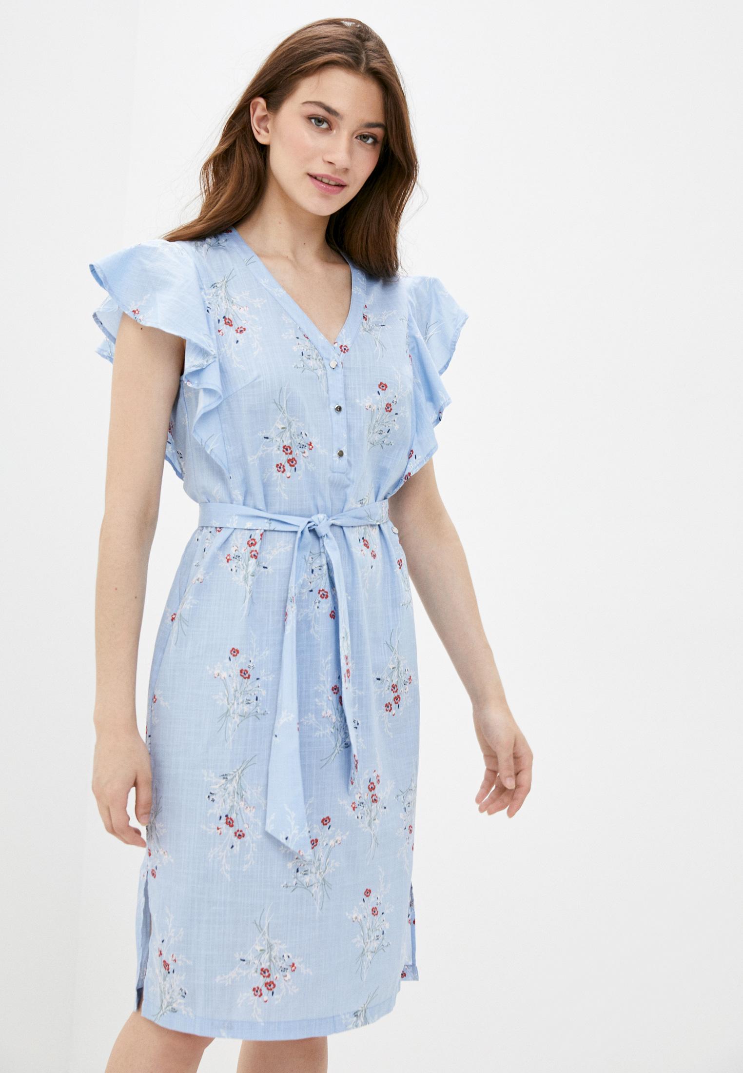 Платье Finn Flare (Фин Флаер) S18-11093