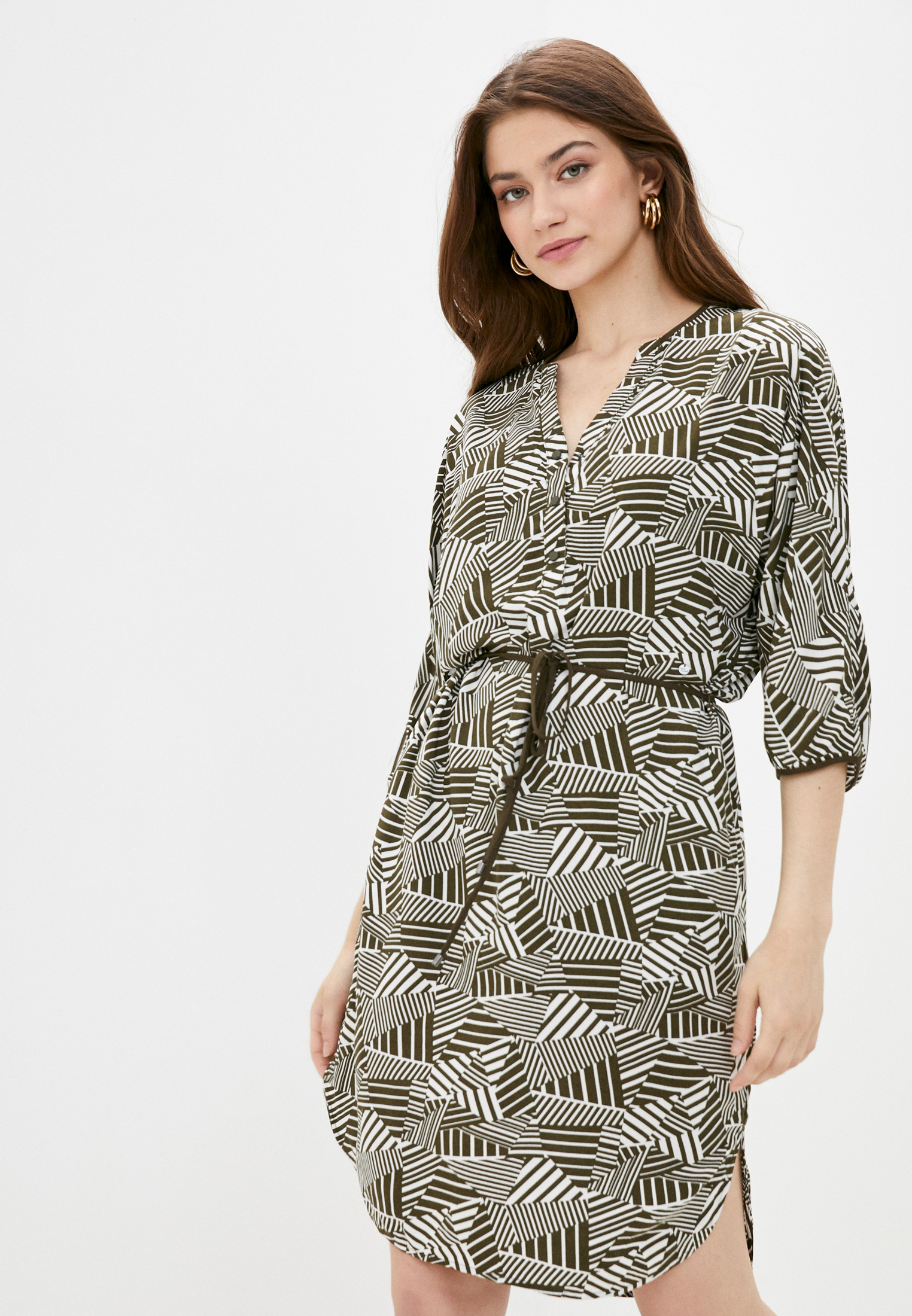 Платье Finn Flare (Фин Флаер) S18-12043