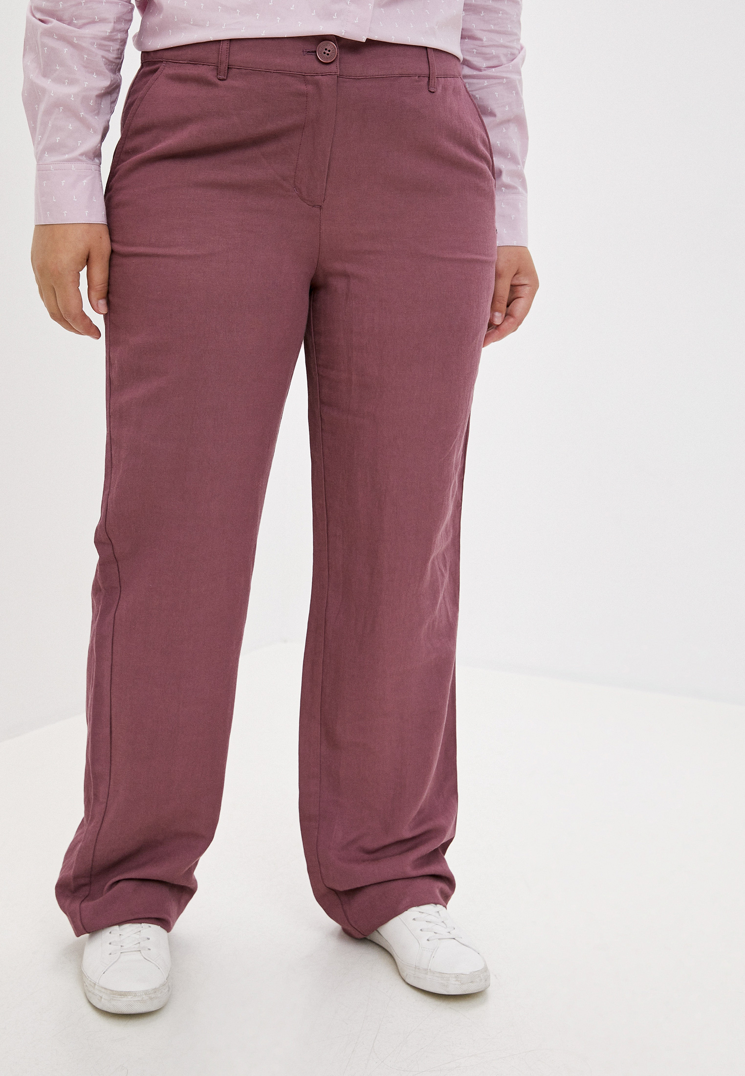 Женские прямые брюки Finn Flare (Фин Флаер) S19-11033