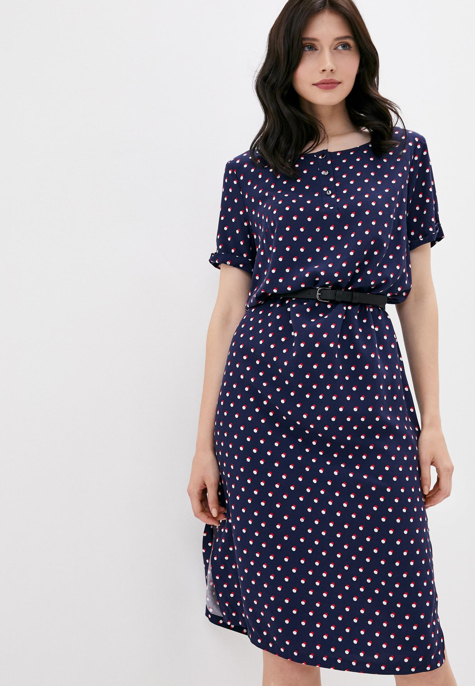 Повседневное платье Finn Flare (Фин Флаер) S19-11040