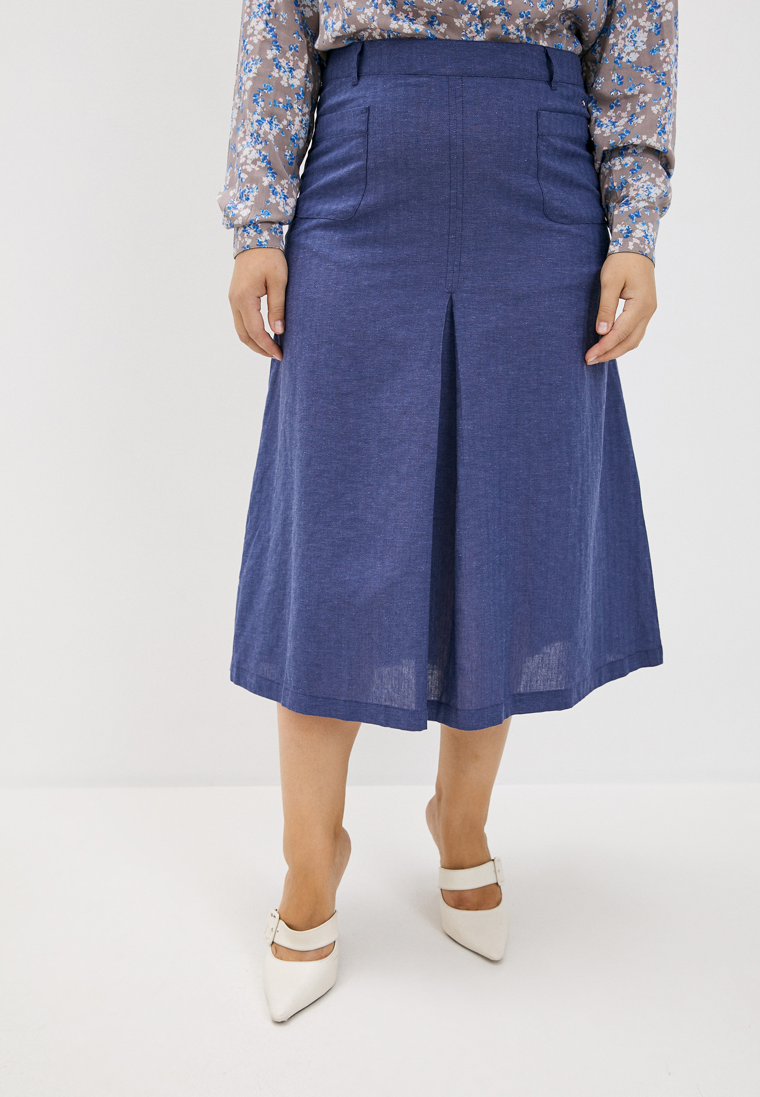 Широкая юбка Finn Flare (Фин Флаер) S19-12029