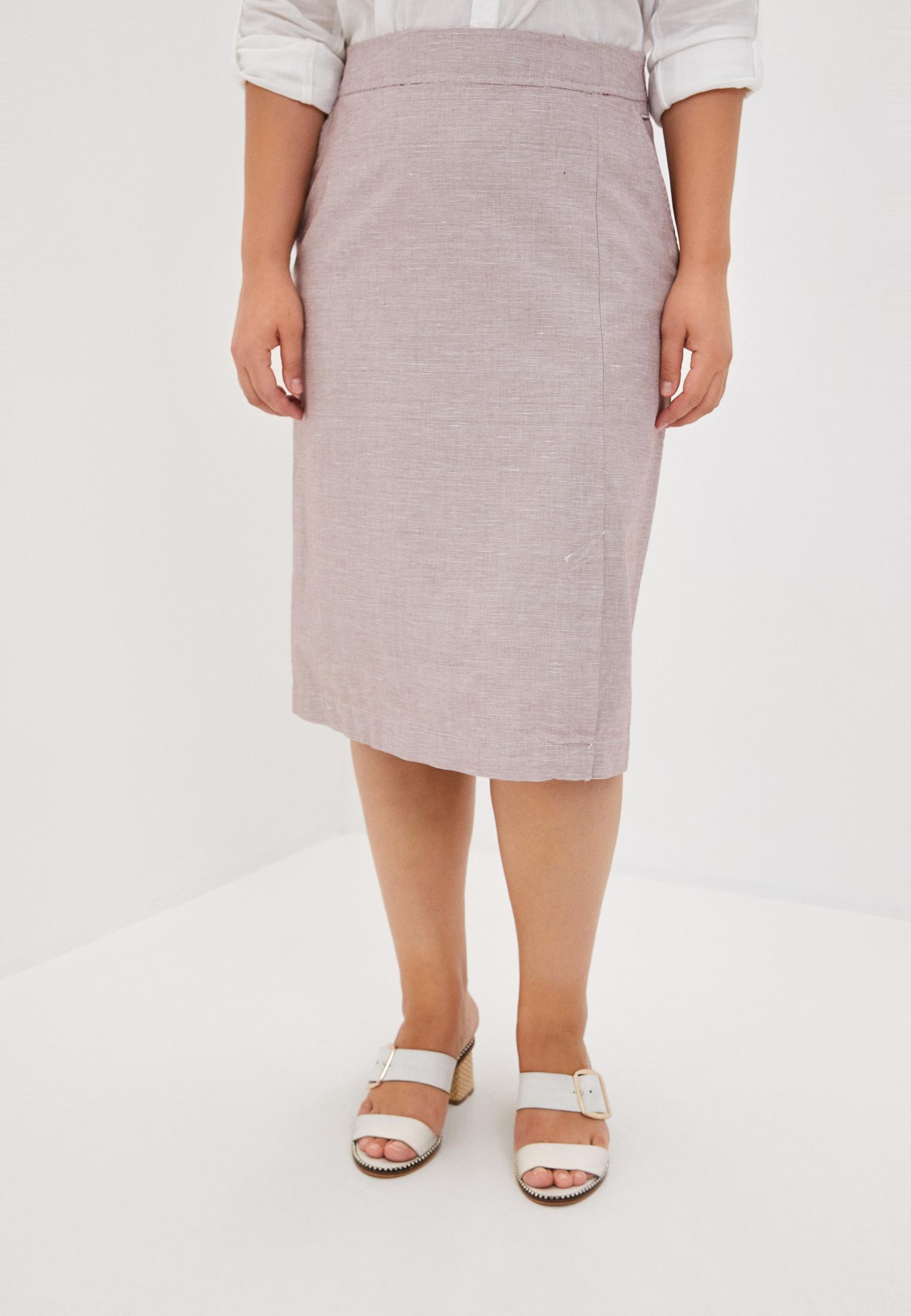 Прямая юбка Finn Flare (Фин Флаер) S19-12042