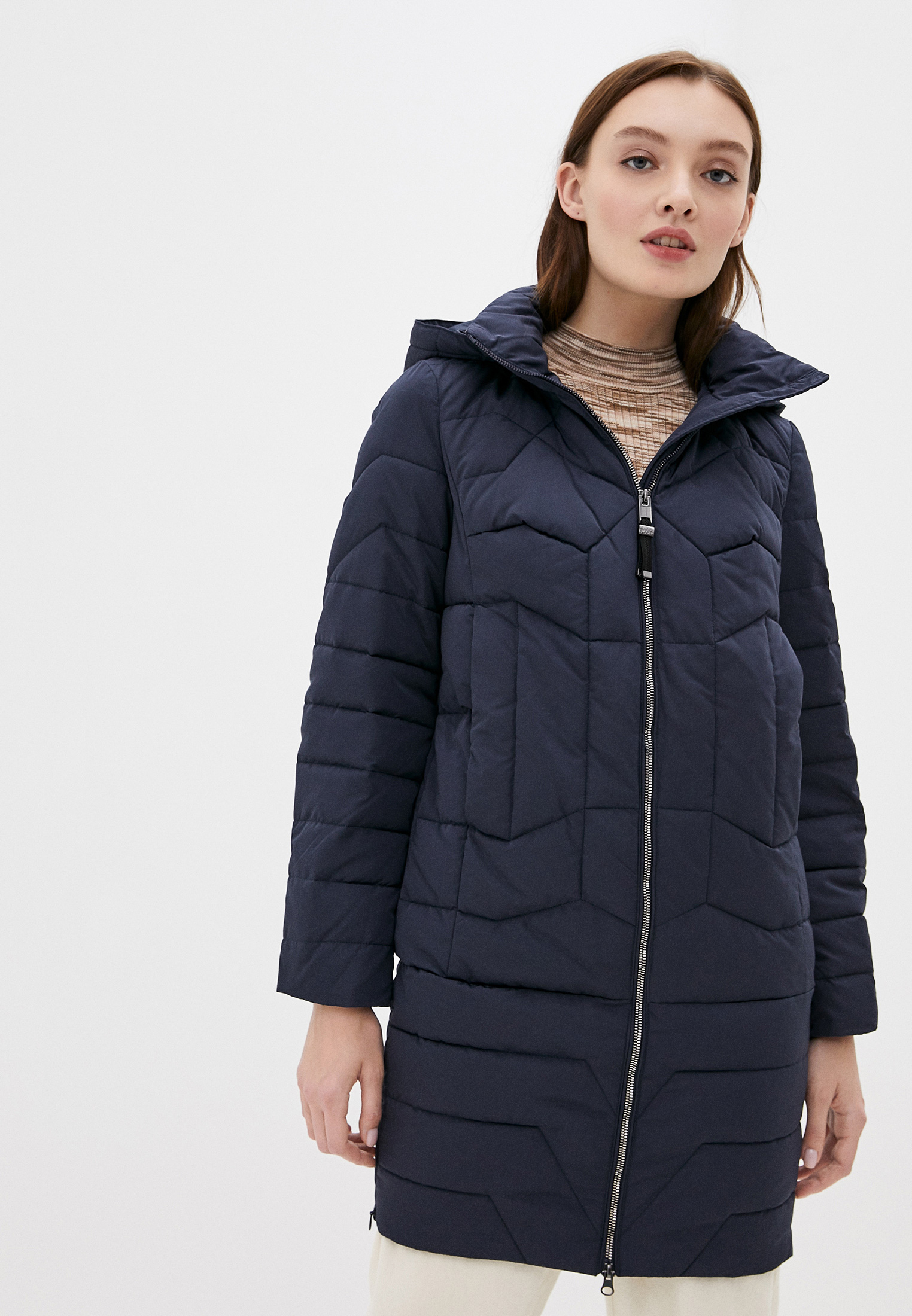 Утепленная куртка Finn Flare (Фин Флаер) W18-12007
