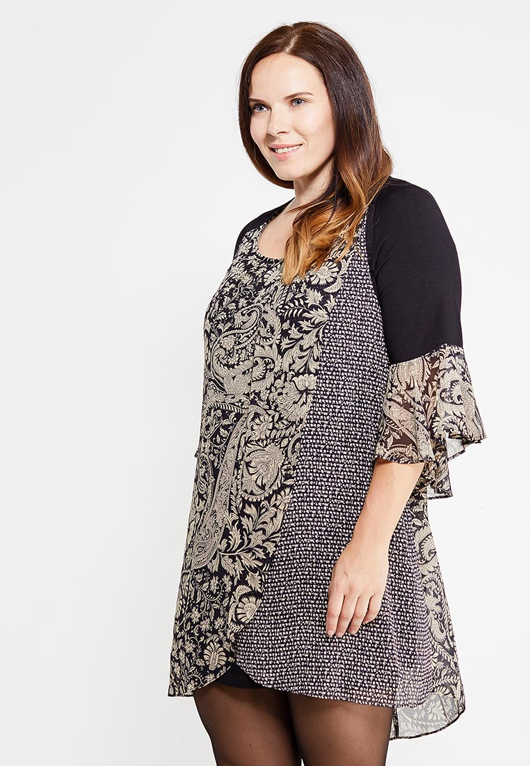 Летнее платье Fiorella Rubino I77095L03469