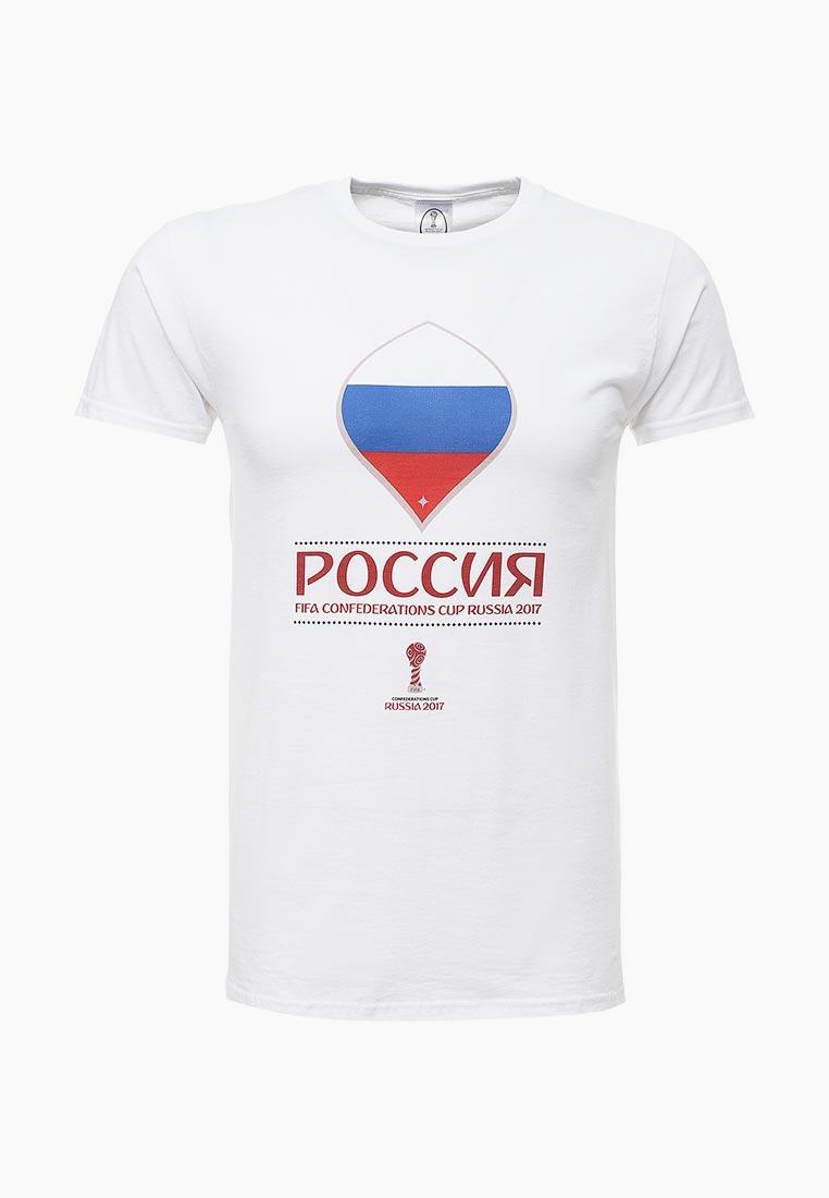 Спортивная футболка FIFA Confederations Cup Russia 2017 172623