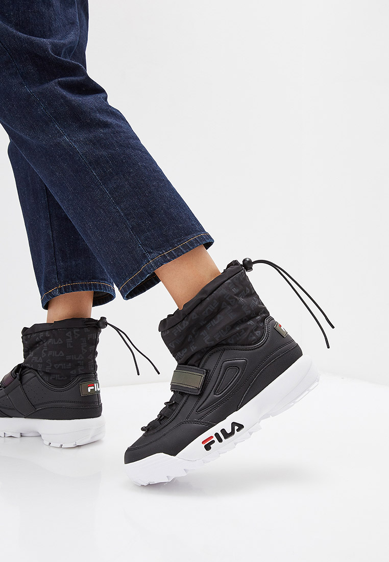 Женские ботинки Fila 1010750
