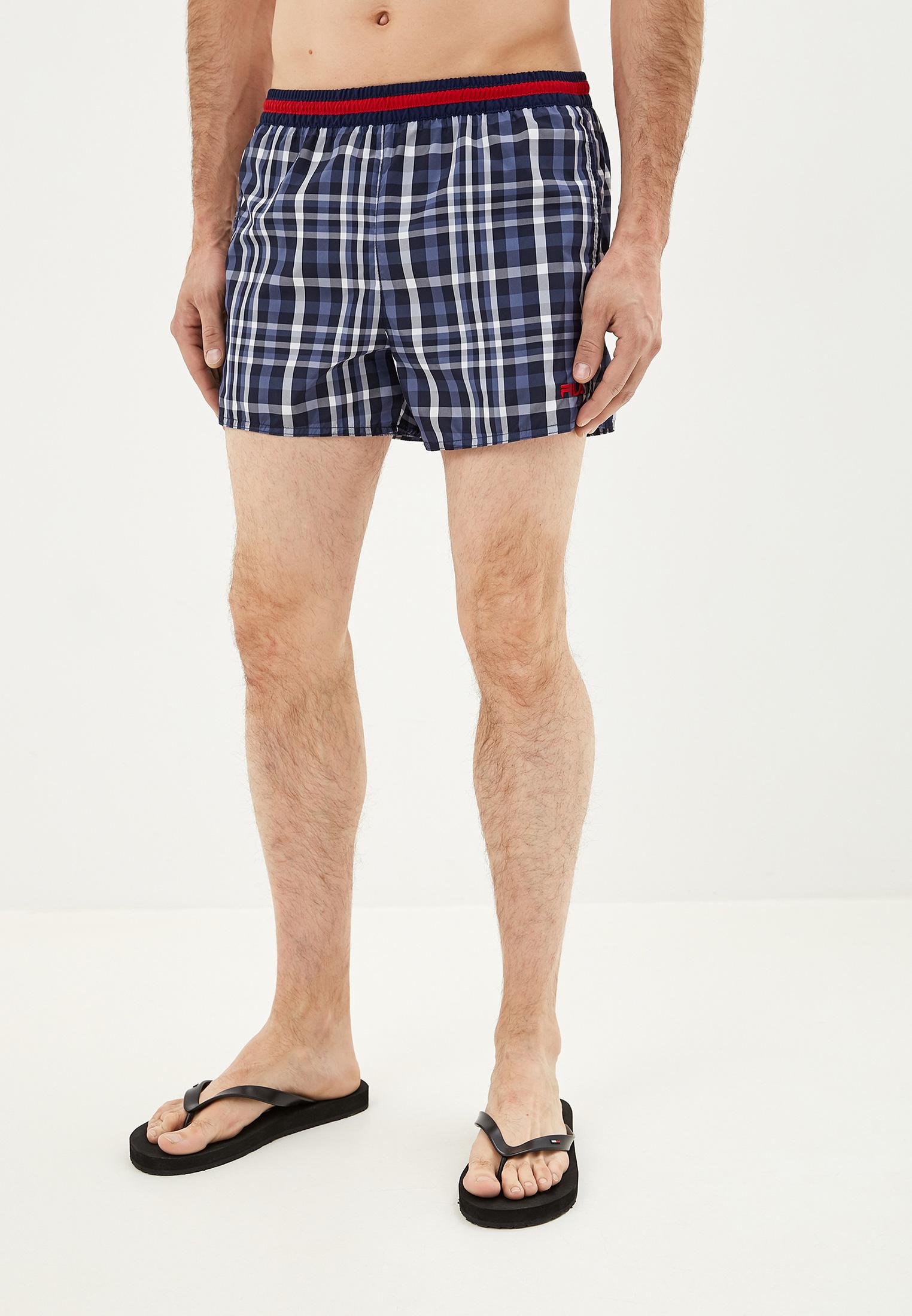 Мужские шорты для плавания FILA A18AFLSHM01