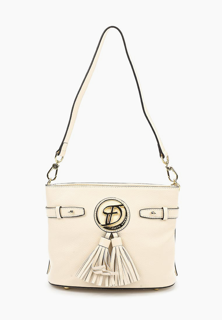 Сумка Fiato Dream 1145 кожа латте  (сумка женская)