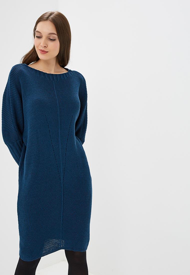 Вязаное платье Fimfi I192
