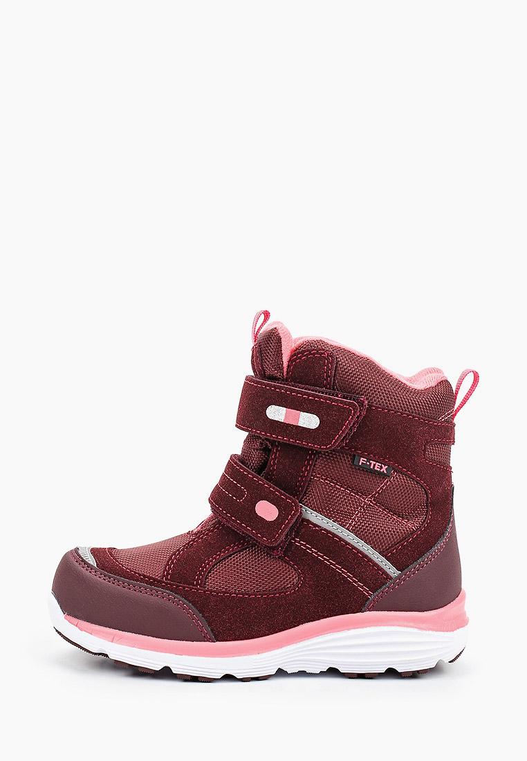Ботинки для девочек Flamingo 92M-JS-1535