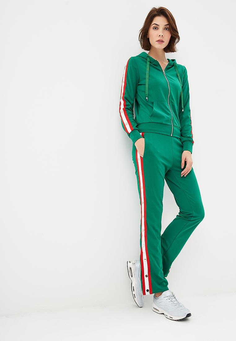 32d519b6 Зеленые спортивные костюмы - купить брендовый костюм для спорта в ...