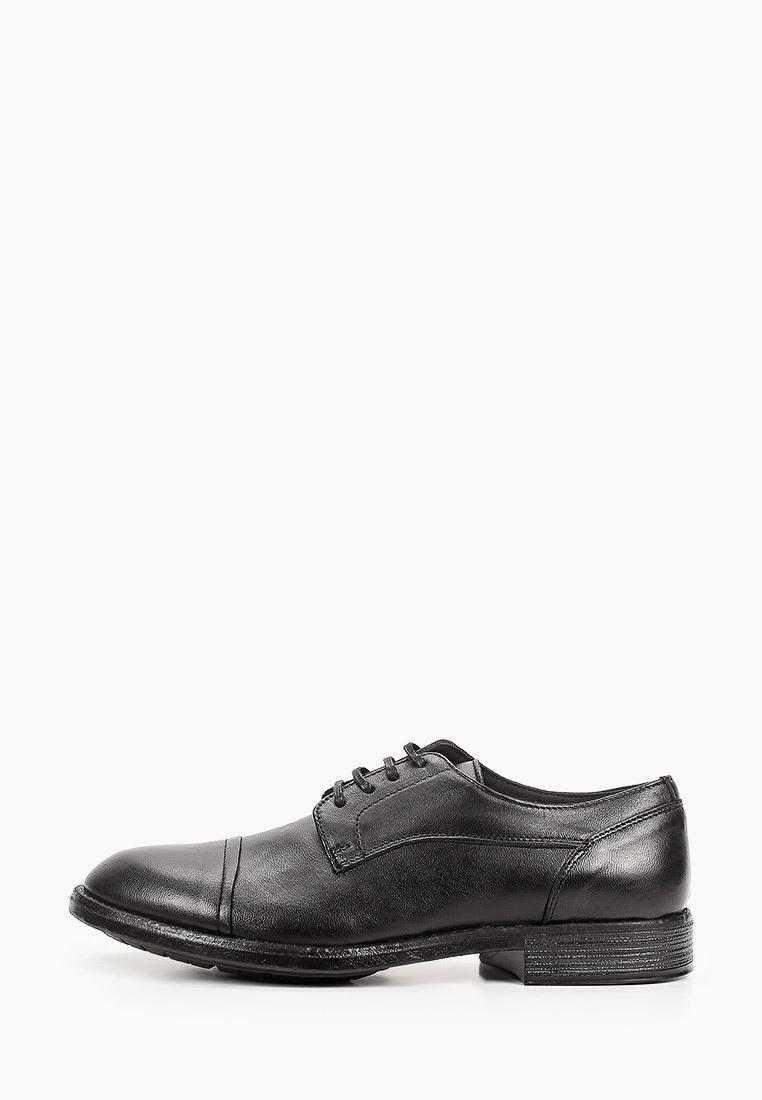 Мужские туфли F.lli Rennella 1215D