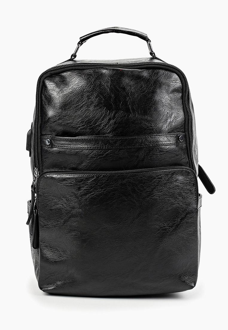 Городской рюкзак Flioraj (Флиораж) 0970 черн