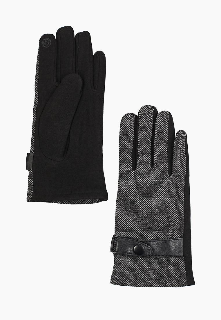 Мужские перчатки Flioraj 3449-1 чер. FJ