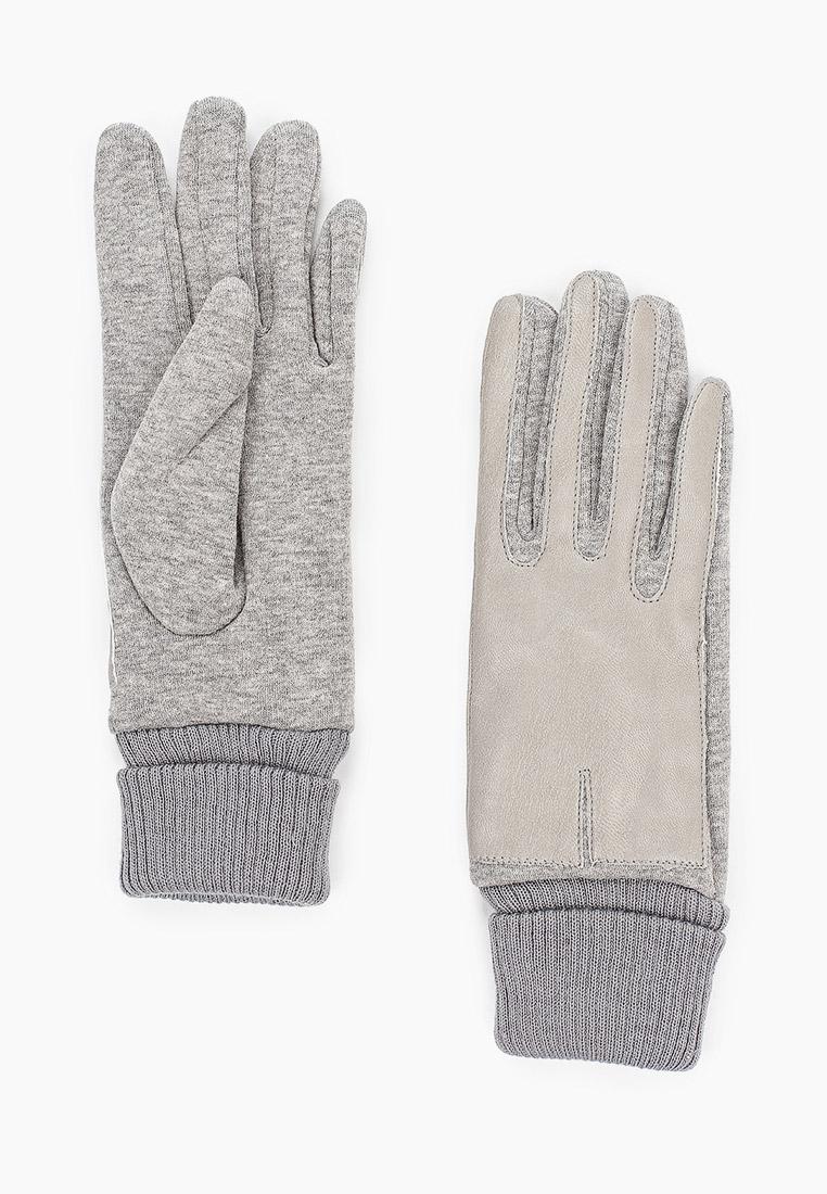 Женские перчатки Flioraj (Флиораж) 3446-2 сер FJ