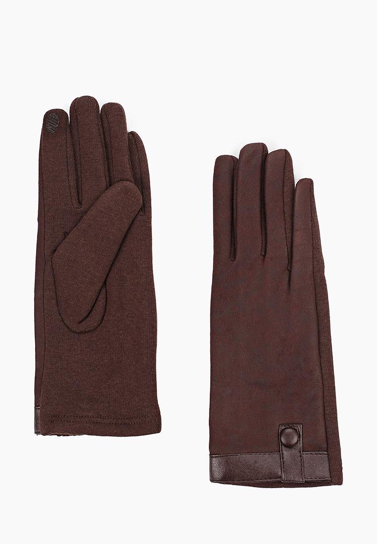 Женские перчатки Flioraj (Флиораж) 3442-4 шокол FJ