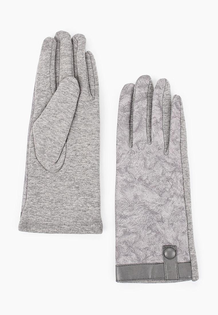 Женские перчатки Flioraj (Флиораж) 3442-5 серые FJ