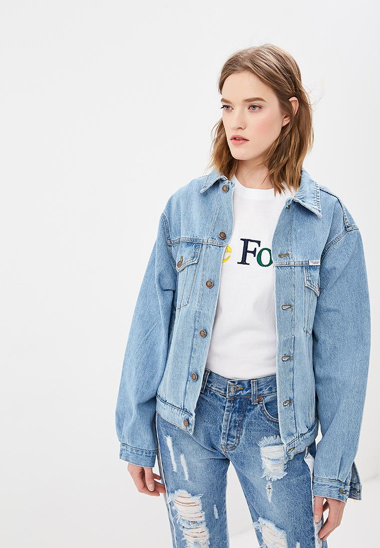 Джинсовая куртка Forte Dei Marmi Couture FDmc-SS19-6348