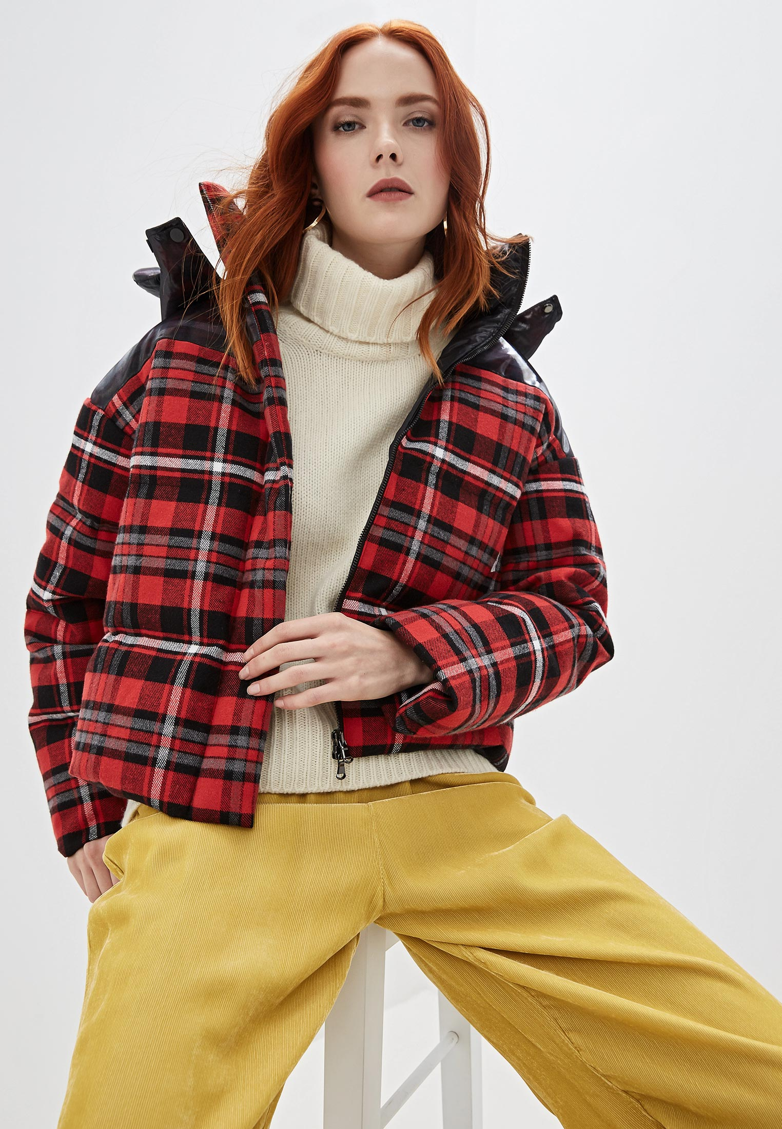 Утепленная куртка Forte Dei Marmi Couture FFW19-1502