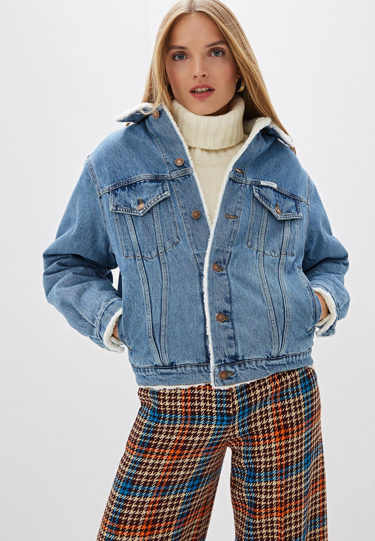 Джинсовая куртка Forte Dei Marmi Couture FFW19-1107 ECO