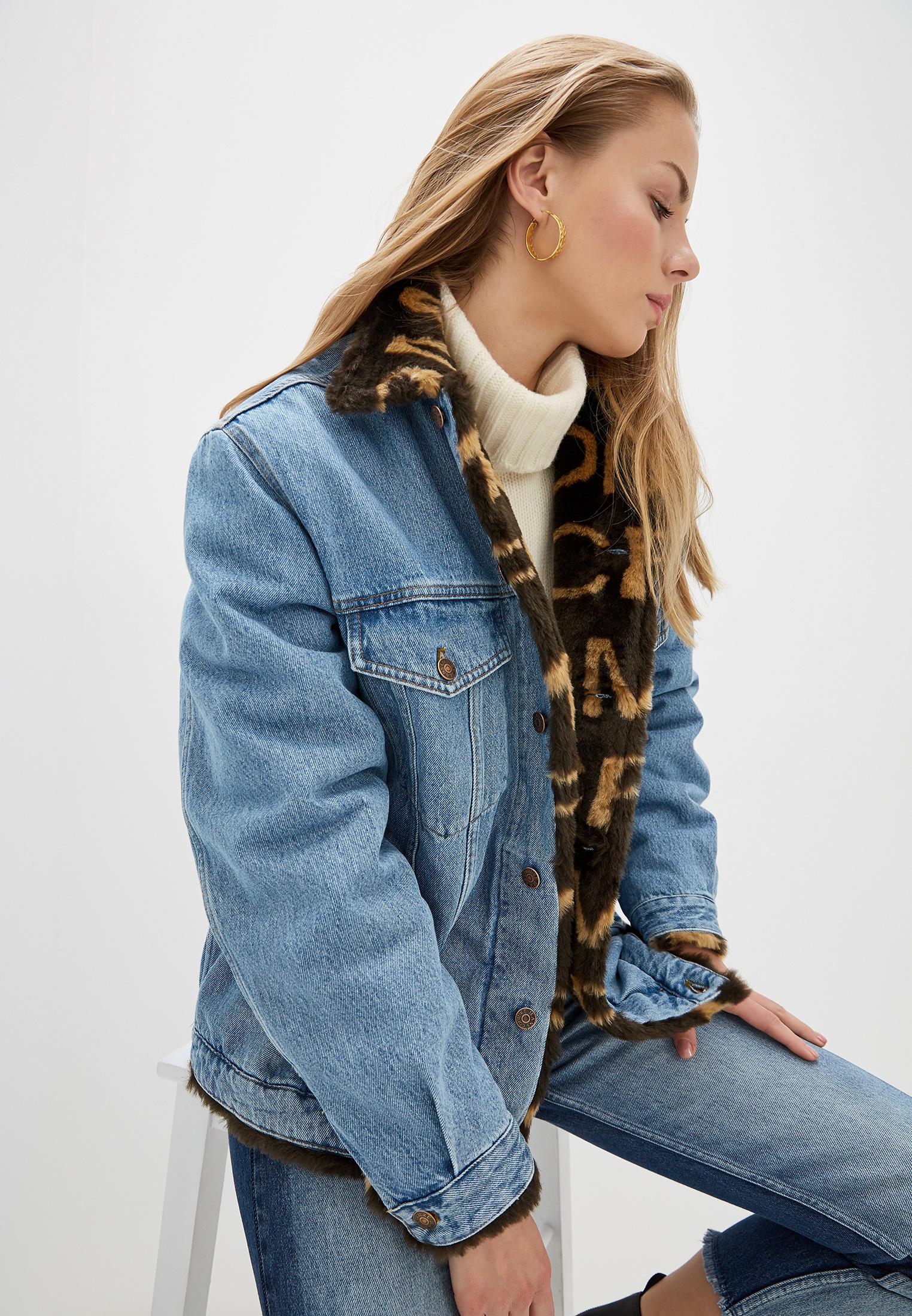 Джинсовая куртка Forte Dei Marmi Couture FFW19-1108