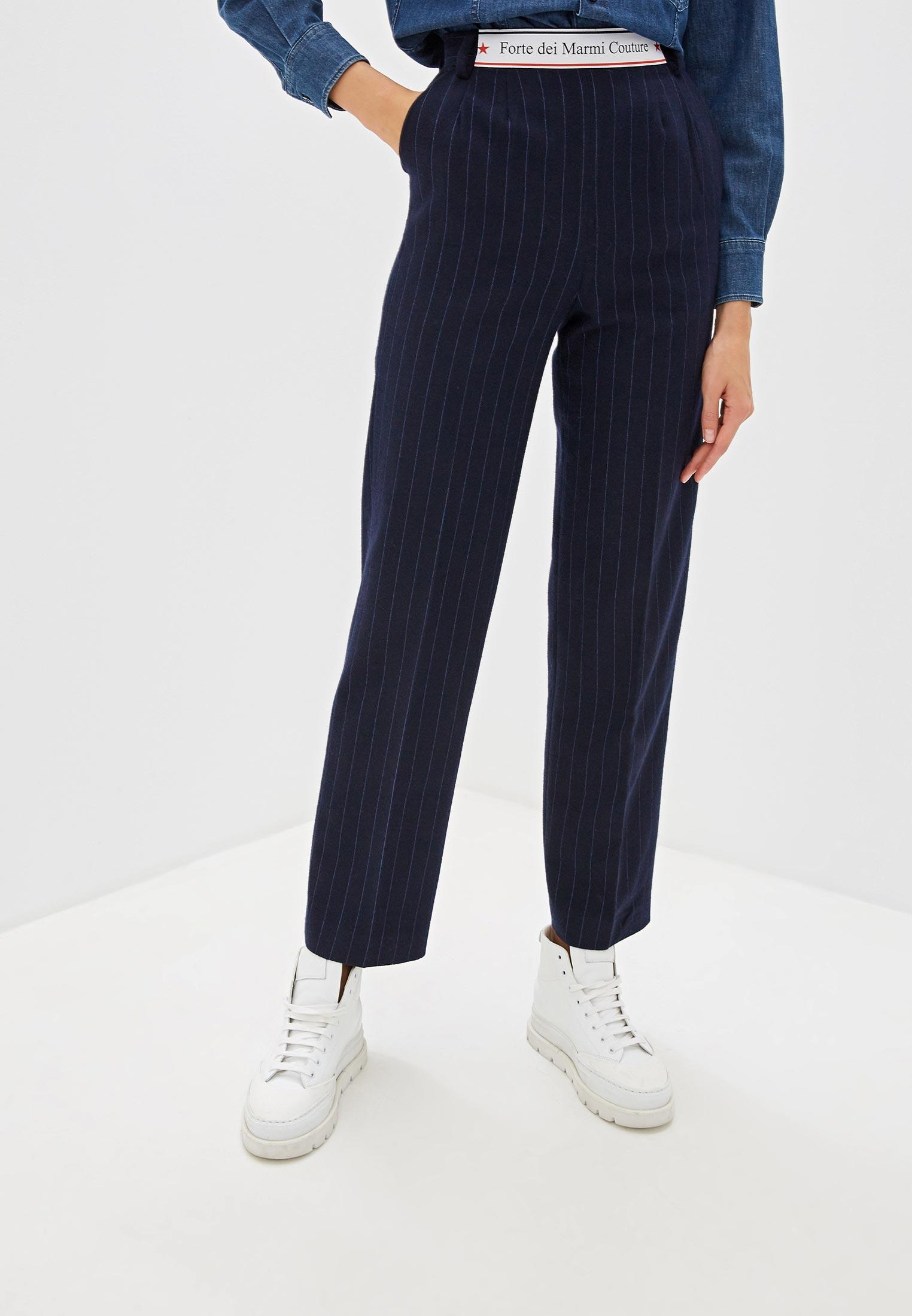 Женские классические брюки Forte Dei Marmi Couture FFW19-1002
